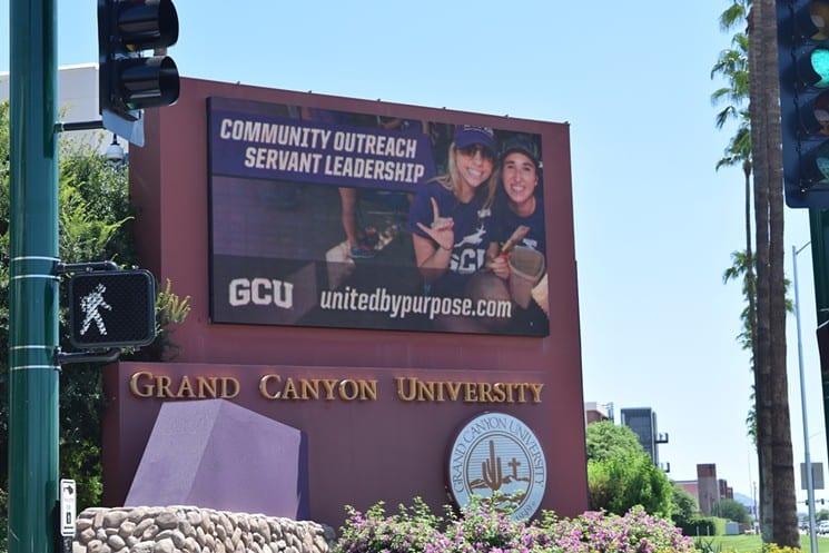Grand Canyon University Dean Pursuing Seat On Maricopa